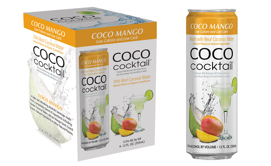Healthy Beverages, LLC Announces the Commercial Launch of the World's First Nutritious Alcoholic RTD Beverage COCO Cocktail™ #REFRESH