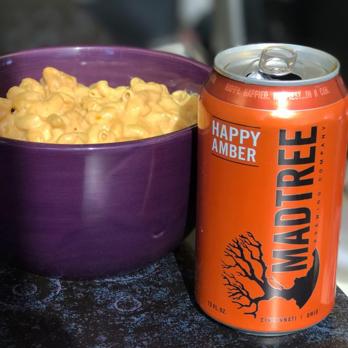 MadTree Happy Amber Slow Cooker Mac and Cheese